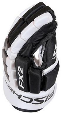Перчатки хоккейные Fischer Hockey FX2 Gloves 2015/2016 Black/White