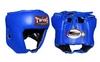 Шлем боксерский открытый Twins HGL-8-BU синий - фото 1
