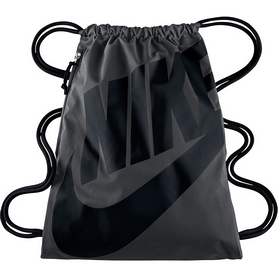 Рюкзак спортивный Nike Heritage Gymsack Black