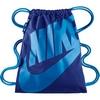 Рюкзак спортивный Nike Heritage Gymsack Blue - фото 1