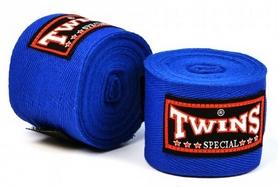 Бинты боксерские Twins CH-5-BU синие (2 шт)