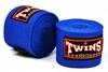 Бинты боксерские Twins CH-5-BU-5 синие - фото 1