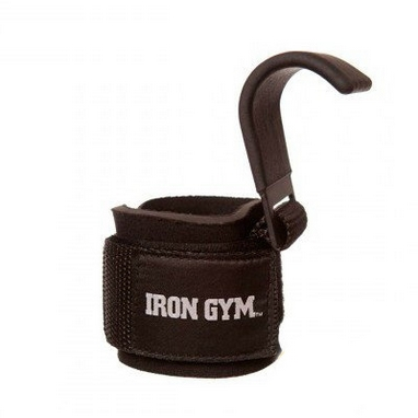 Крюки для тяги Iron Gym IG 00047
