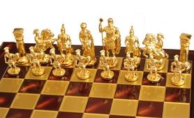 Фото 2 к товару Шахматы Manopoulos