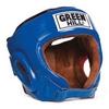 Шлем боксерский Green Hill Best HGB-4016b синий - фото 1