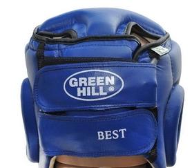 Фото 2 к товару Шлем боксерский Green Hill Best HGB-4016b синий