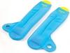 Утяжелители для рук Reebok 2 шт по 1.5 кг голубые - фото 2