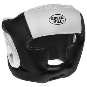 Шлем боксерский Green Hill Poise HGP-9015 белый
