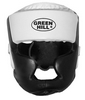 Шлем боксерский Green Hill Poise HGP-9015 белый - фото 2