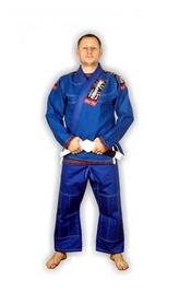 Фото 1 к товару Кимоно для бразильского джиу джитсу Muri Oto 0310 синее