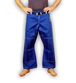 Фото 4 к товару Кимоно для бразильского джиу джитсу Muri Oto 0310 синее