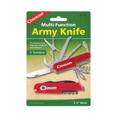 11-функциональный армейский нож
