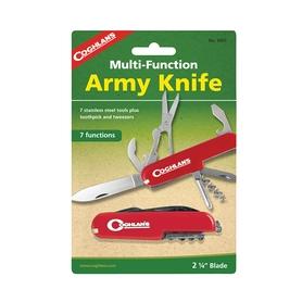 Фото 2 к товару 7-функциональный армейский нож