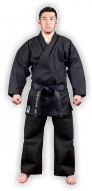 Кимоно для карате Muri Oto Kumite 0214 черное