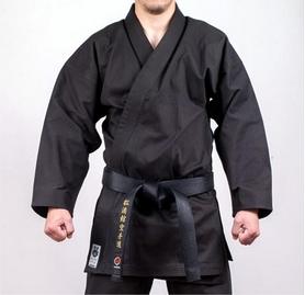 Фото 4 к товару Кимоно для карате Muri Oto Kumite 0214 черное