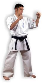 Фото 3 к товару Кимоно для карате Muri Oto Kyokushin 0213 белое