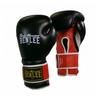 Перчатки боксерские Benlee Sugar Deluxe черно-красные - фото 1