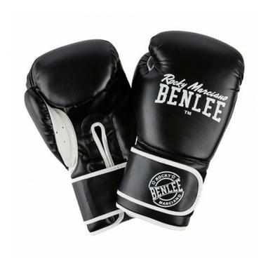 Перчатки боксерские Benlee Quincy черные