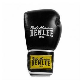 Фото 1 к товару Перчатки боксерские Benlee Tough черные