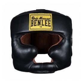 Шлем боксерский Benlee Full Face Protection черный