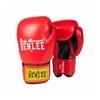 Перчатки боксерские Benlee Fighter красно-черные - фото 1