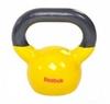 Гиря 5 кг Reebok желтая - фото 1