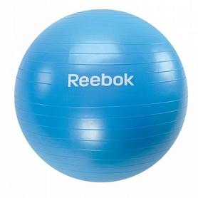 Мяч для фитнеса (фитбол) 65 см Reebok голубой