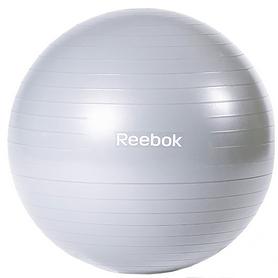 Мяч для фитнеса (фитбол) 55 см Reebok серый
