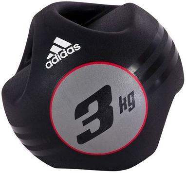 Медбол Adidas 3 кг черный