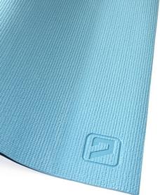 Фото 2 к товару Коврик для йоги Live Up PVC Yoga Mat 4 мм синий