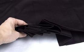 Фото 4 к товару Хакама смесовая Muri Oto 1060 черная