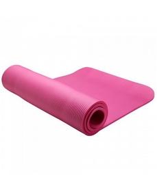 Коврик для фитнеса Live Up NBR Mat 12 мм pink