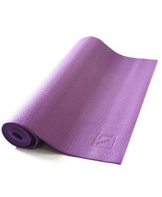 Коврик для йоги Live Up PVC Yoga Mat 4 мм фиолетовый