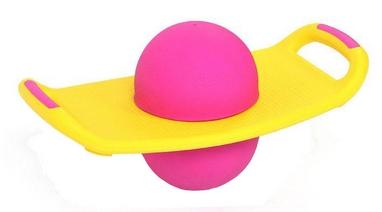 Тренажер балансировочный Reebok TrainPod розовый