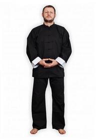 Форма для занятий кунг-фу или ушу (ифу) Muri Oto 1100 черная
