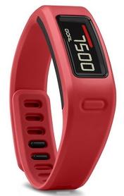 Браслет спортивный Garmin vivofit red