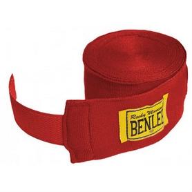 Бинты Benlee Elastic красные (3 м) (2 шт)