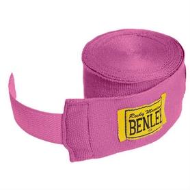 Бинты Benlee Elastic розовые (3 м) (2 шт)