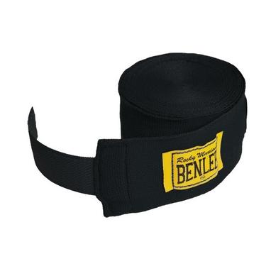Бинты Benlee Elastic черные (3 м) (2 шт)