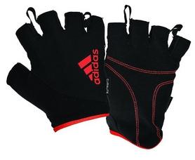 Перчатки для фитнеса Adidas Black ADGB-12321RD