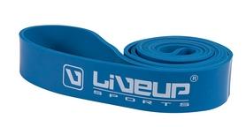 Тренажер - резиновая петля Live Up Latex Loop 2,08 м синий