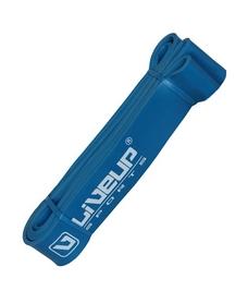 Фото 5 к товару Тренажер - резиновая петля Live Up Latex Loop 2,08 м синий