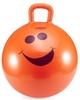 Мяч для фитнеса (фитбол) 45 см с ручкой Live Up Hopping ball - фото 1