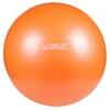 Мяч для фитнеса (фитбол) 65 см Live Up Ani-burst оранжевый - фото 1