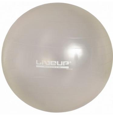 Мяч для фитнеса (фитбол) 75 см Live Up Ani-burst серый