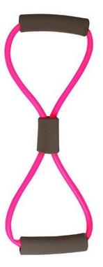 Эспандер Восьмерка Live Up Soft Expander L pink