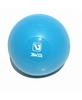 Мяч медицинский (медбол) LiveUp Soft Weight Ball 3 кг синий - фото 1