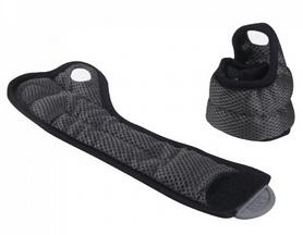 Утяжелители-манжеты LiveUp Wrist Weights 2 шт по 0,5 кг