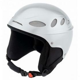 Фото 1 к товару Шлем горнолыжный Alpina Ora silver