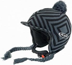 Фото 2 к товару Шлем горнолыжный Alpina Beanie black/grey
